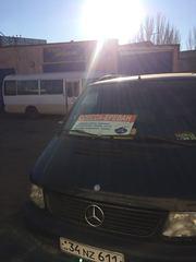 услуги ремонта Мерседес Спринтер