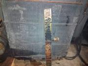 Замена радиаторов печки,  охлождения.
